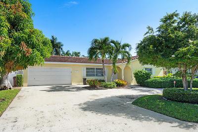 Deerfield Single Family Home For Sale: 1633 SE 5th Street
