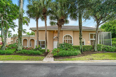 Boca Raton Townhouse For Sale: 5090 Windsor Parke Drive