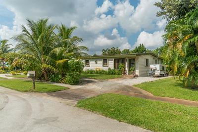 Lantana Single Family Home For Sale: 1111 S 14th Place
