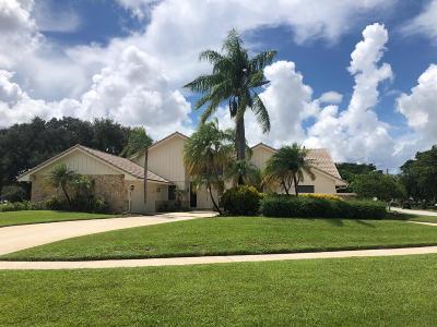 Boynton Beach Single Family Home For Sale: 11411 Piping Rock Drive