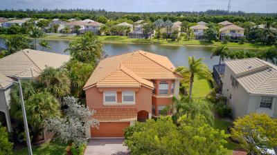 Wellington Single Family Home For Sale: 2206 Balsan Way