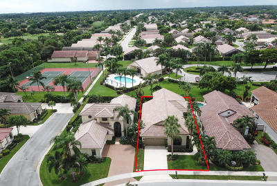 Boynton Beach Single Family Home For Sale: 10194 Lexington Circle