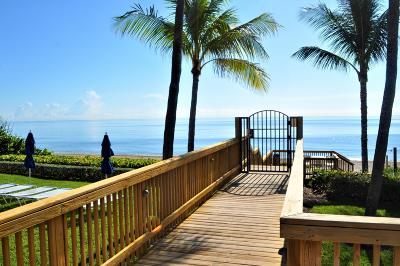 Highland Beach Condo For Sale: 3400 S Ocean Boulevard #14k
