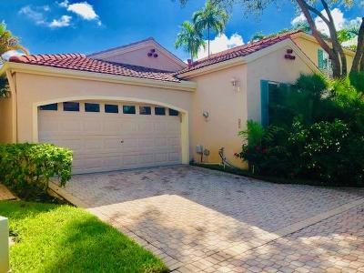 Palm Beach Gardens Single Family Home For Sale: 55 Via Del Corso