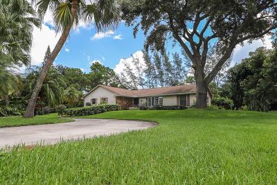 Palm Beach Gardens Single Family Home For Sale: 15612 74th Avenue