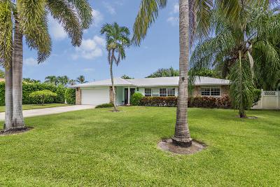Lake Clarke Shores Single Family Home For Sale: 7800 W Lake Drive