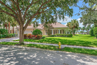 Palm Beach Gardens Single Family Home For Sale: 400 Fonseca Way