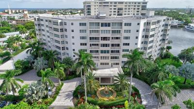 Delray Beach Condo For Sale: 1000 Lowry Street #5e