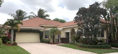 Jupiter Single Family Home For Sale: 112 Via Santa Cruz