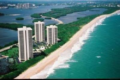 Singer Island Condo For Sale: 5550 Ocean Drive #20 A