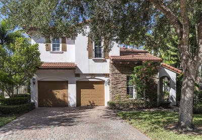 Palm Beach Gardens Single Family Home For Sale: 956 Mill Creek Drive