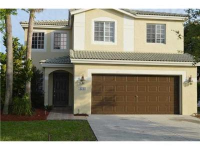 Deerfield Single Family Home For Sale: 1242 SW 46 Avenue