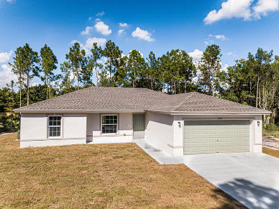Loxahatchee Single Family Home Contingent: 17729 78th Road