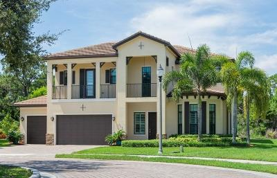 Jensen Beach Single Family Home For Sale: 1112 NE Post Oak Way