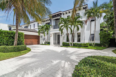 West Palm Beach Single Family Home For Sale: 235 Edmor Road