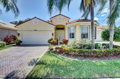 Boynton Beach Single Family Home For Sale: 12197 Landrum Way
