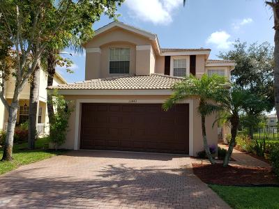Royal Palm Beach Single Family Home For Sale: 11443 Silk Carnation Way