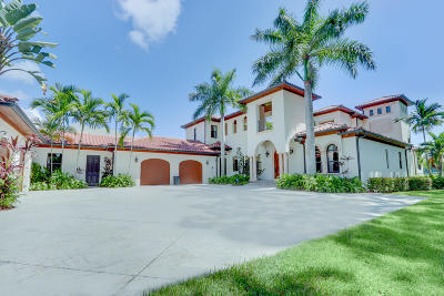 Lake Worth Single Family Home For Sale: 6410 Boyd Lane