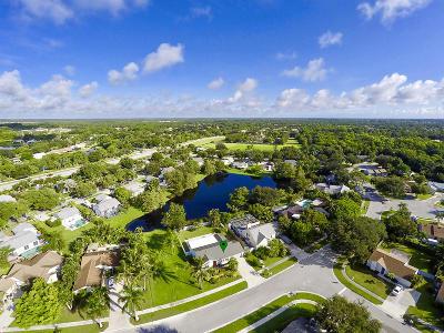 Jupiter Single Family Home For Sale: 18313 Jupiter Landings Drive