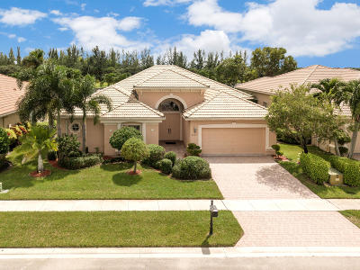 Lake Worth Single Family Home For Sale: 9587 San Vittore Street
