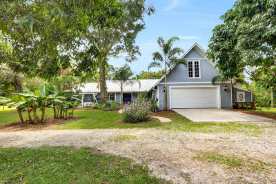 Jupiter Single Family Home For Sale: 12422 158th Ct N Court