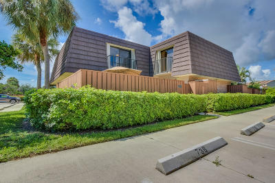 Jupiter Townhouse For Sale: 1510 15th Court
