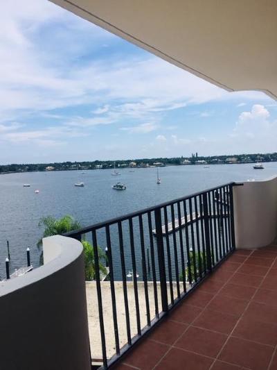 North Palm Beach Condo For Sale: 1208 Marine Way #501