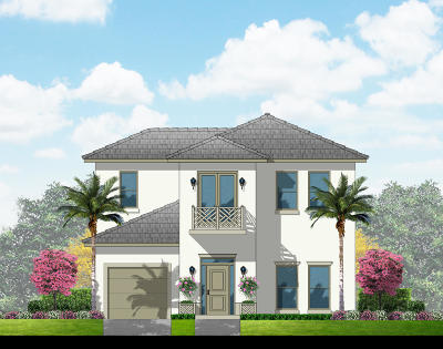 West Palm Beach Single Family Home For Sale: 596 Ardmore Road