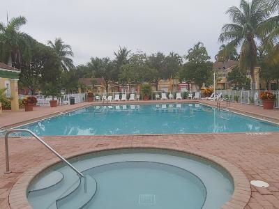 Royal Palm Beach Townhouse Contingent: 3801 Shoma Drive