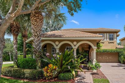 Jupiter Single Family Home For Sale: 103 Via Azurra