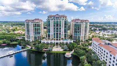 Palm Beach Gardens Condo For Sale: 3630 Gardens Parkway #902c