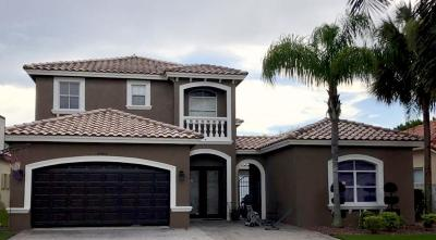 Lake Worth Single Family Home For Sale: 6064 Bither Way