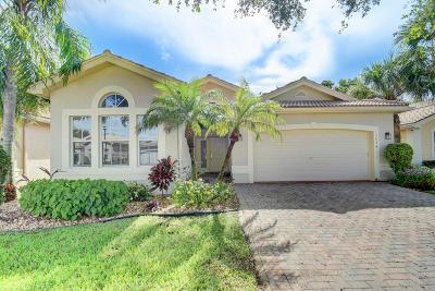 Delray Beach Single Family Home For Sale: 13644 Sabatini Lane