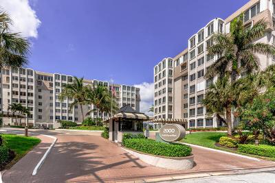 Delray Beach Condo For Sale: 2000 S Ocean Boulevard #202