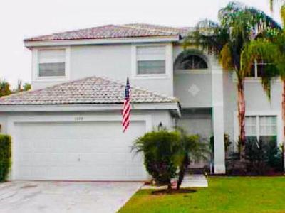 Boynton Beach Single Family Home For Sale: 3777 Providence Road