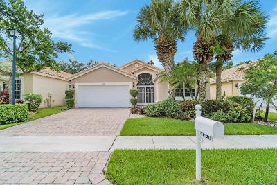 Boynton Beach Single Family Home For Sale: 5280 Wycombe Avenue