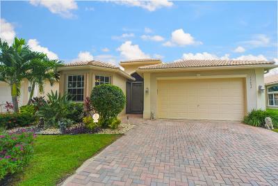Delray Beach Single Family Home For Sale: 13653 Granada Mist Way