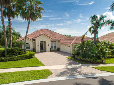 Port Saint Lucie Single Family Home Contingent: 824 SW Marsh Harbor Bay