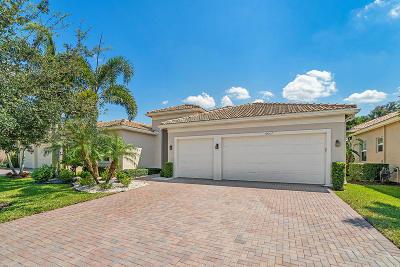 Boynton Beach Single Family Home For Sale: 10007 Bluefield Drive