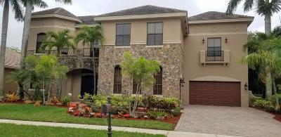 Wellington Single Family Home For Sale: 10750 Versailles Boulevard