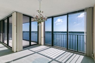 North Palm Beach Condo For Sale: 124 Lakeshore Drive #1029