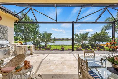 Boynton Beach Single Family Home For Sale: 12210 Glacier Bay Drive