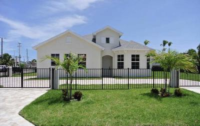 Boynton Beach Single Family Home For Sale: 142 SE 14th Avenue