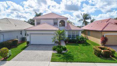Delray Beach Single Family Home For Sale: 7736 Monarch Court
