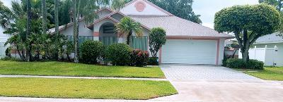 Royal Palm Beach Single Family Home For Sale: 108 Hemingway Court