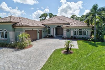Martin County Single Family Home For Sale: 523 SW Squire Johns Lane