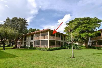 Palm Beach Gardens Condo For Sale: 167 Brackenwood Road