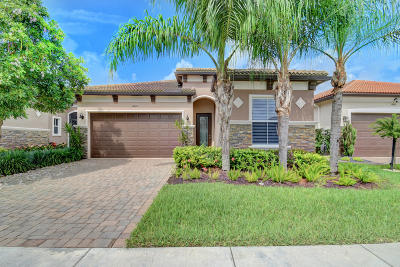 Delray Beach Single Family Home For Sale: 14969 Rapolla Drive