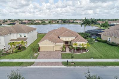 Port Saint Lucie Single Family Home For Sale: 12134 SW Aventino Drive