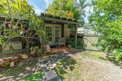 Delray Beach Single Family Home Contingent: 268 NE 15th Street